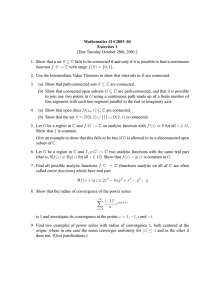 Mathematics 414 2003–04 Exercises 1 [Due Tuesday October 28th, 2003.]