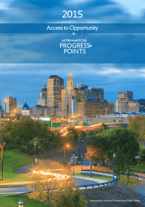2015 Access to Opportunity Supported by Hartford Foundation for Public Giving