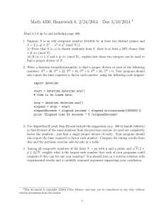 Syntax - Stata