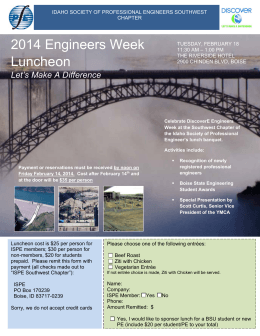 2014 Engineers Week