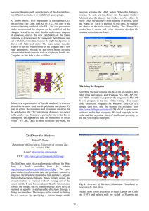 Building the American Mineralogist Crystal Structure Database: