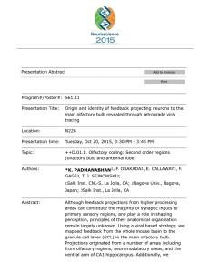 Presentation Abstract Program#/Poster#: 561.11 Presentation Title: