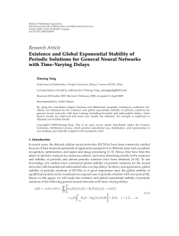 Hindawi Publishing Corporation International Journal of Mathematics and Mathematical Sciences