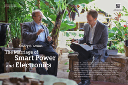 Smart Power Electronics The Marriage of and