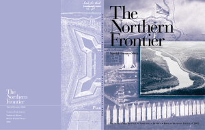 The Northern Frontier SpecialResource Study
