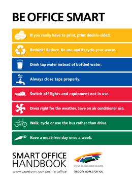 Be Office Smart