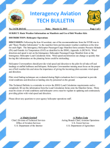 Interagency Aviation TECH BULLETIN