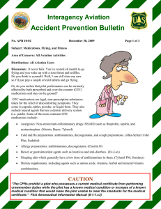 Accident Prevention Bulletin Interagency Aviation