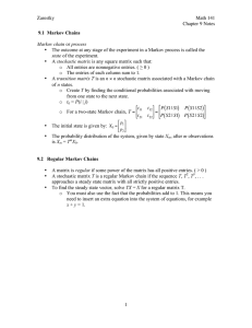 Zarestky  Math 141 Chapter 9 Notes
