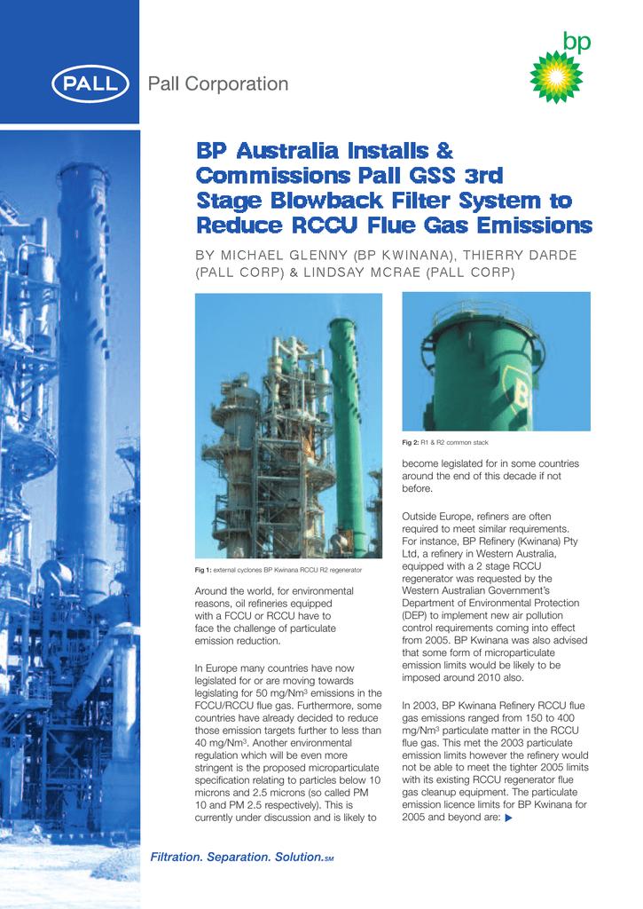 BP Australia Installs &