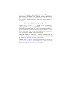 this PDF file - The Electronic Journal of Combinatorics