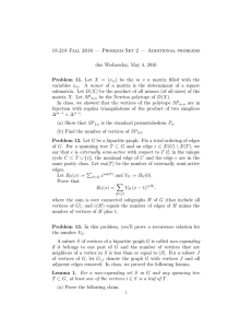 18.218 Fall 2016 — Problem Set 2 — Additional problems