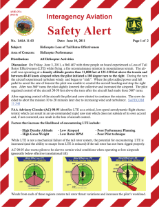 Safety Alert Interagency Aviation