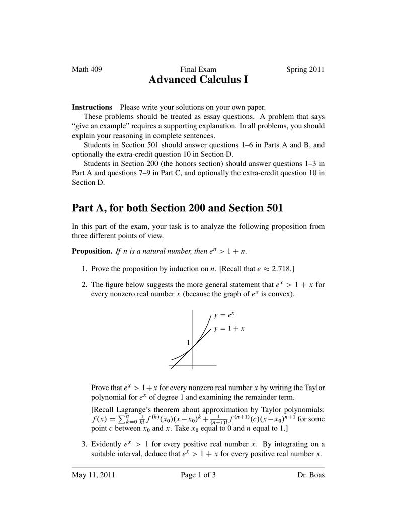 Write calculus essay best essay on geometry