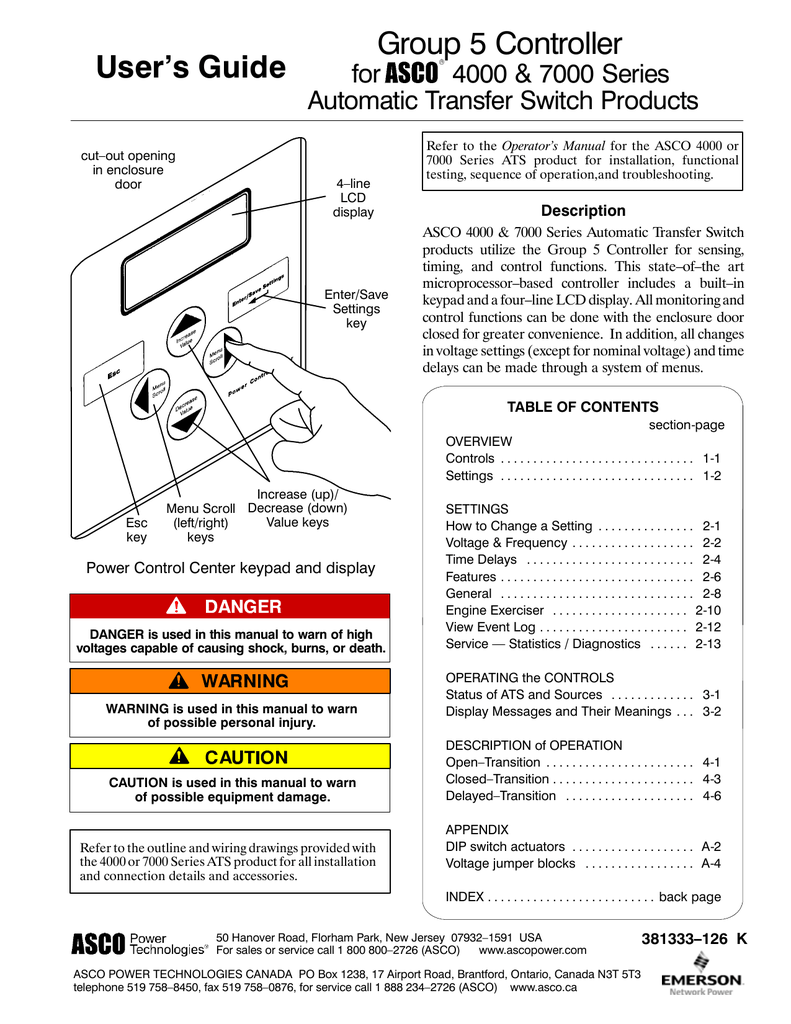Asco 7000 Transfer Switch Wiring Diagram On Asco Wiring Diagrams