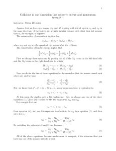 physics 111 homework solution #11