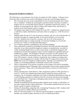 Section i strategic plan overview and introduction 2016 2021 rules of student conduct fandeluxe Image collections