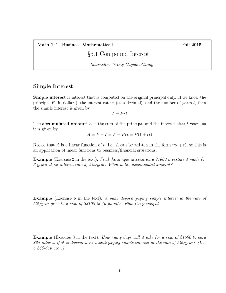 What can be written in interest 40