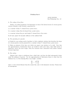 Problem Set 6 18.355, Fall 2014 Due Wednesday Nov. 12