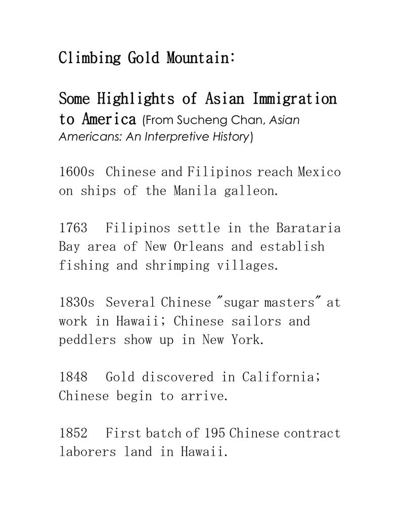 Brilliant idea american asian history interpretive share