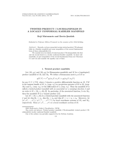 MINIMAL CR-SUBMANIFOLDS OF A SIX-DIMENSIONAL SPHERE Department