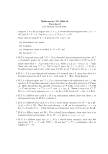 Mathematics 321 2008–09 Exercises 8 [Due Monday March 30th.]