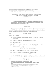 Electronic Journal of Differential Equations, Vol. 1995(1995) No. 12, pp.... ISSN 1072-6691: URL:  (147.26.103.110)