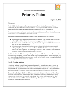 Priority Points August 27, 2012 Welcome!