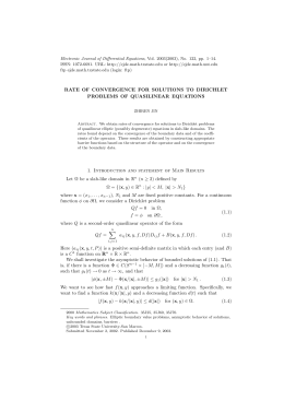 Electronic Journal of Differential Equations, Vol. 2003(2003), No. 122, pp.... ISSN: 1072-6691. URL:  or