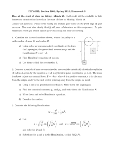 PHY4222, Section 3801, Spring 2016, Homework 9