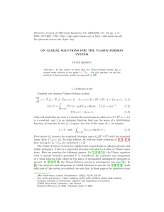 Electronic Journal of Differential Equations, Vol. 2004(2004), No. 58, pp.... ISSN: 1072-6691. URL:  or