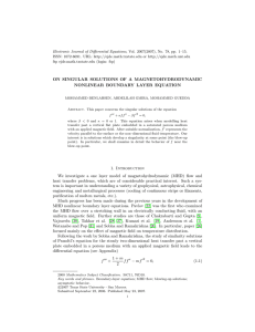 Electronic Journal of Differential Equations, Vol. 2007(2007), No. 78, pp.... ISSN: 1072-6691. URL:  or