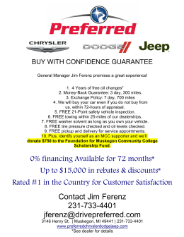 BUY WITH CONFIDENCE GUARANTEE
