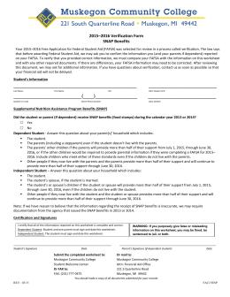 2016 2017 verification form snap benefits. Black Bedroom Furniture Sets. Home Design Ideas