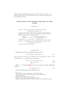 Electronic Journal of Differential Equations, Vol. 2011 (2011), No. 125,... ISSN: 1072-6691. URL:  or