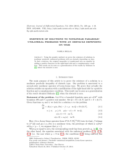 Electronic Journal of Differential Equations, Vol. 2014 (2014), No. 229,... ISSN: 1072-6691. URL:  or