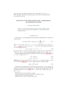 Electronic Journal of Differential Equations, Vol. 2013 (2013), No. 67,... ISSN: 1072-6691. URL:  or