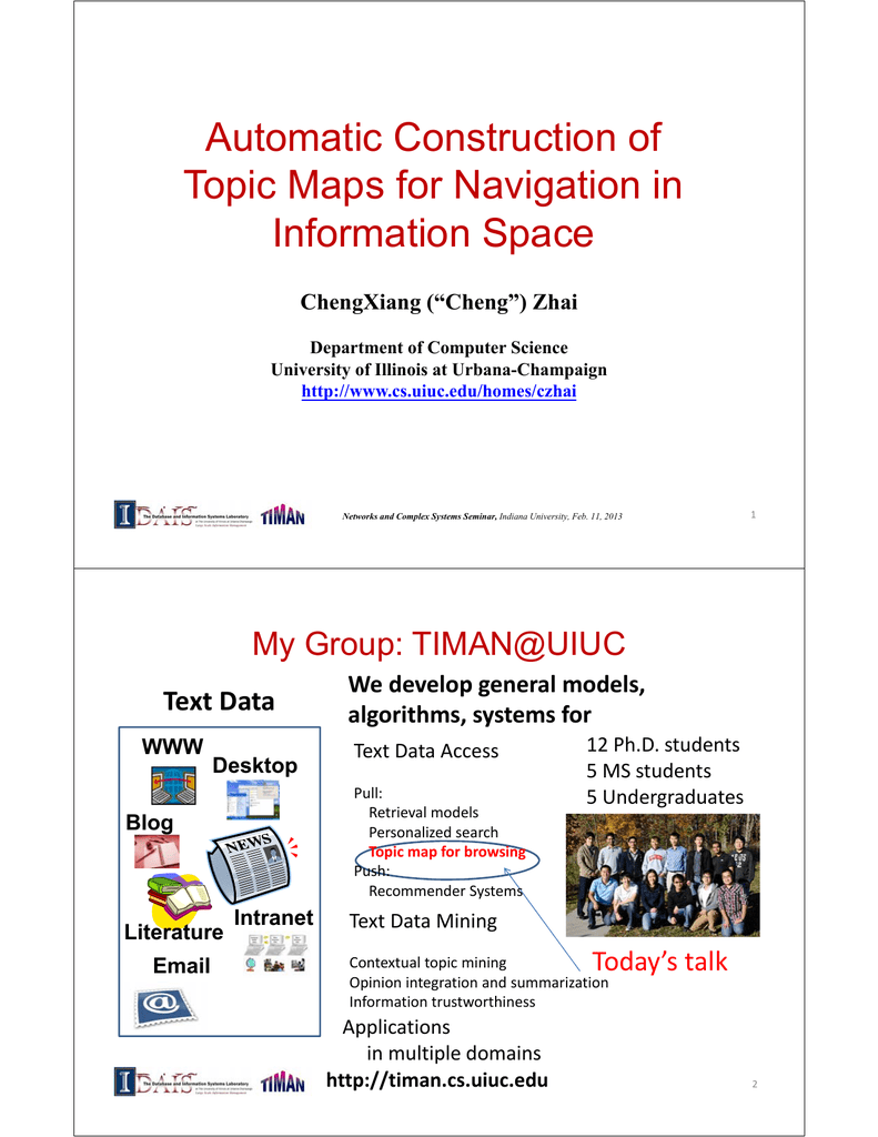 Automatic Construction of Topic Maps for Navigation in ... on rutgers university map, u of i campus map, microsoft map, illinois state university quad map, harvard university map, western illinois campus map, illinois state university campus map, siuc map, u of i quad map, u of illinois map, northern illinois university campus map, udel map, urbana map, university of illinois housing map, stanford map, purdue parking map, purdue university map, college map, univ of illinois campus map, eastern illinois university map,