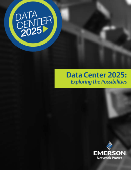 Data Center 2025: Exploring the Possibilities