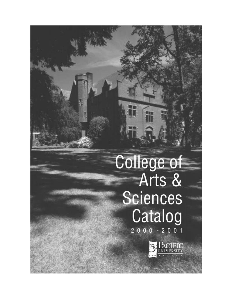 College of Arts &