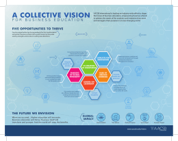 A COLLECTIVE VISION