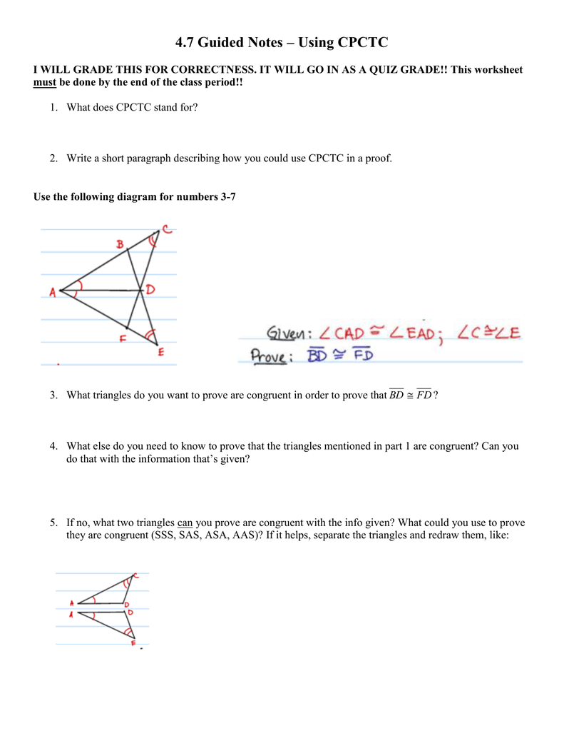 Worksheets Cpctc Worksheet 4 7 guided notes using cpctc