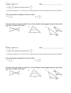 最良かつ最も包括的な 7 2 Practice Similar Polygons Form G - じゃバルが目