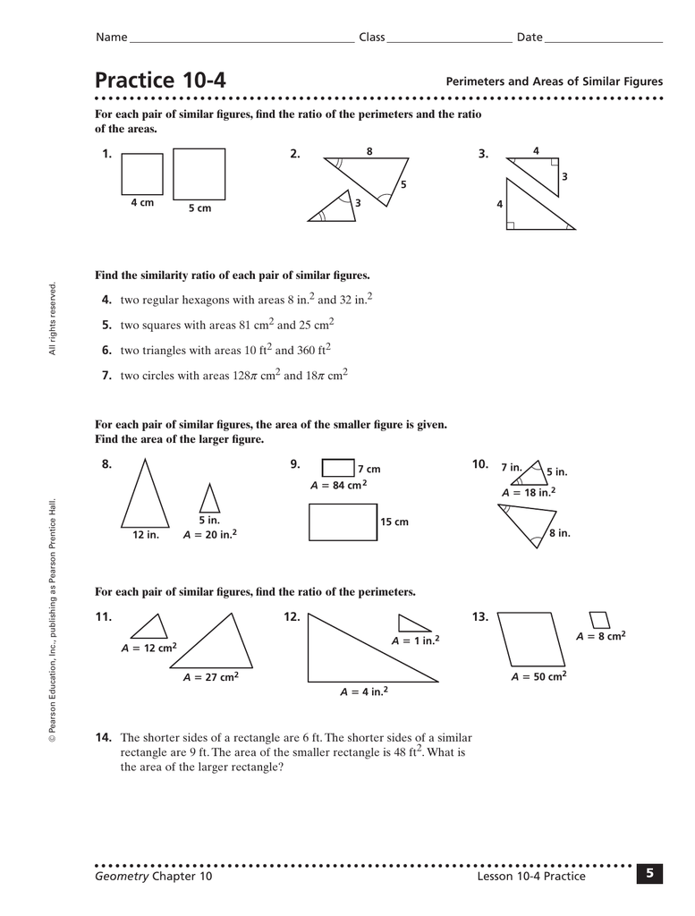 Chapter 4 Prentice Hall Geometry Test