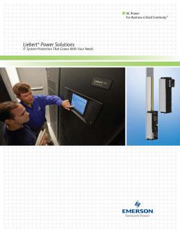 liebert pex technical data manual