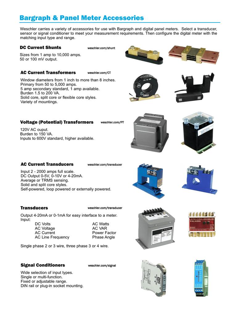 Bargraph Panel Meter Accessories Series Va 1 A 010909008 85cd9167e279c5fb2d77a764eccbbeef