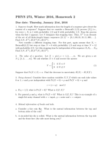 PHYS 273, Winter 2016, Homework 2
