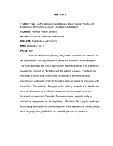 ABSTRACT THESIS TITLE STUDENT DEGREE