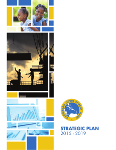 STRATEGIC PLAN 2015 - 2019