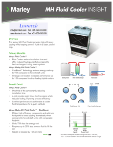 MH Fluid Cooler Lenntech Overview Tel. +31-152-610-900